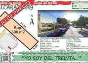 Alcaraz 5600 u d 279 000 terreno en venta en villa luro