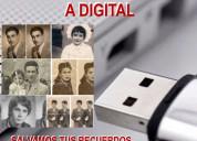 Digitalizacion de fotografías antiguas