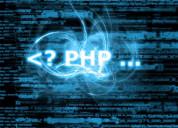 Curso de html, css y php online