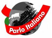 Clases online de italiano profesora madrelingua