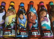Latas - botellas - articulos de coca cola
