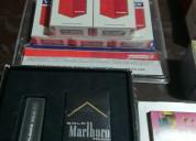 Cajas de cigarrillos vacias para coleccionistas
