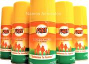 Repelente mosquitos insectos en aerosol cordoba