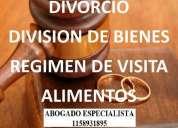 Abogado en divorcios