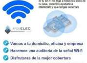 Ampliar cobertura de wi fi caba. contactarse
