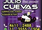Dj disc jockey deejay capital federal