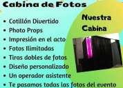 Cabina de fotos capital federal