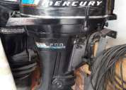 Vendo motor fuera de borda mercury 20 hp