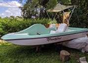 Bote hidropedal nautilus buenos aires