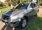 Mercedes benz ml 2007 70000 kms