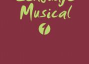 Libro de lenguaje musical 1 todos los niveles