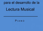 7 modulos para el desarrollo de la lectura musical