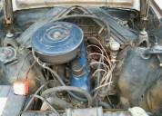 Vendo motor ford falcon