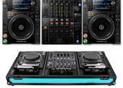 Open box pioneer dj pro dj mixer package djm900nxs