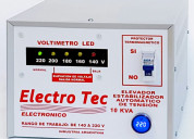 Regulador elevador de voltaje 10000 watts 48492747