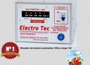 Elevador de tensión 16000 watts | 16 kva | 63 a