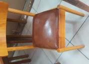 Vendo sillas y mesas