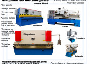 Maquinarias metalurgicas maquimet