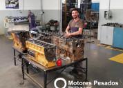 Rectificación de motores | semiarmados y armados