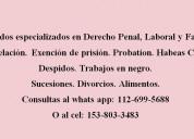 Asesoramiento legal. abogados