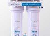 Filtro bajo mesada c/ultravioleta aqua home