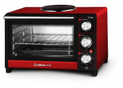 Horno electrico ultracomb 28 lts. anafe uc-28a