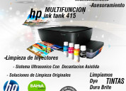 Bahia blanca impresora multifuncion hp ink tank