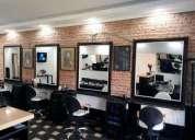 Alquiler de peluqueria con todo incluido en capital