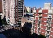 Venta sobre bv chacabuco desocupado piso alto 1 dormitorios 42 m2