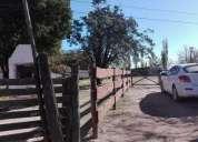 Vendo casa con 7 hectareas agricolas en quines en la pcia de san luis en ayacucho