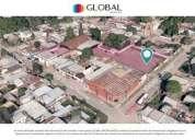 Galpon ex linea 8 3335 metros cuadrados de terreno en capital