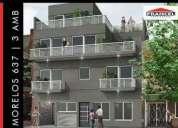 Morelos 600 1 u d 159 000 departamento en venta 1 dormitorios 47 m2