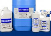 SoluciÓn quÍmica automÁtica ssd para la limpieza d