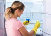 Empleada para limpieza y orden de oficina