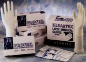Guantes de nitrilo sin polvo a la venta