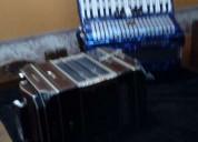 Enseñanza de acordeon y bandonneon s/ estudo