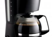 Cafetera de filtro sansei 0,6lts ca1201sn