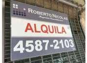 Monroe 4900 75 000 local alquiler 20 m2