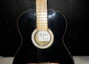 Guitarra litoral negro
