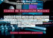 Clases de producción musical en capital federal