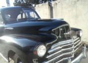 Vendo auto antiguo