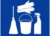 Se busca empleada de limpieza y tareas varias