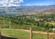 Terreno en venta tafi del valle en tafí del valle
