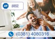 Alarmas para casas en tucumán (0381) 4800324 adt