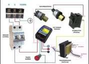 Electricista matriculado tecnico en refrigeracion