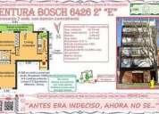 Ventura bosch 6400 2 u d 99 900 departamento en venta 2 dormitorios 50 m2