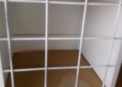 Reja jaula carcaza camaras de seguridad cctv 20x20