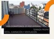Oportunidad departamento dos dormitorios con terraza alata cordoba en venta en córdoba