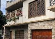 Departamento tipo casa en planta alta en lanús