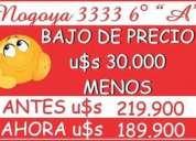 Nogoya 3300 6 u d 189 900 departamento en venta 2 dormitorios 57 m2